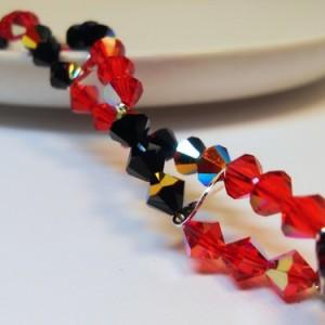 Swarovski Crystal DNA Bracelet