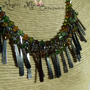 Fall Strikes a Beautiful Necklace