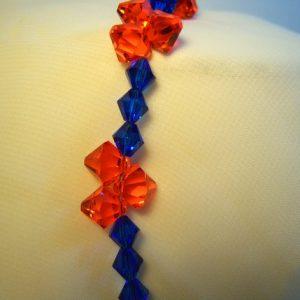 Gator Wonder Swarovski Crystal Bracelet