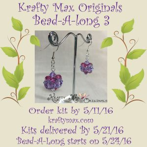 Krafty Max Originals Bead-A-Long 3
