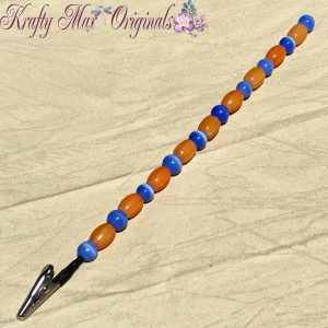 No Husband Needed Klasp Helper! Orange and Blue (Gators)