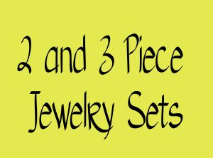 2-3 Piece Jewelry Sets
