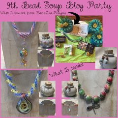 9th Bead Soup Blog Party – REVEAL