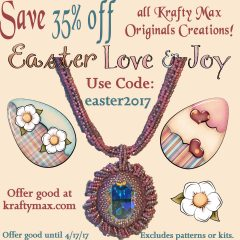 Easter SALE!!! Save 35% off with code!