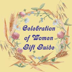 Celebration of Women Gift Guide 2017