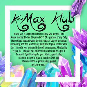 K~Max Klub Annual Membership