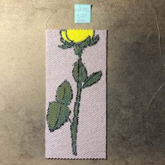 Beautiful Paperclips from Man Made by George, Yellow Rose (working 9,234 beads), Red and Purple Butterfly (new listing) and K~Max Klub (discounted membership)