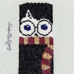 Harry Potter Fan Art Bookmark