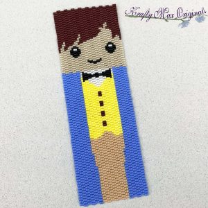 Newt – Fantastic Beasts-Harry Potter Fan Art Bookmark
