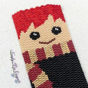 Ron Weasley Harry Potter Fan Art Bookmark