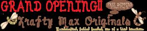 Krafty Max website banner final