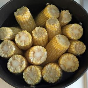 Memorial Day Food - Corn