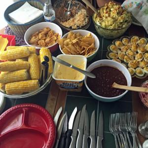 Memorial Day Food - all 3