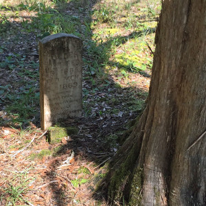 Beulah cemetery at Camp Blanding 3