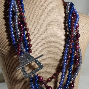 Prima Blog Team Multi Strand Elegance Necklace