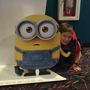 monster and minion bob