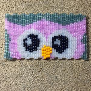 owl bookmark 33