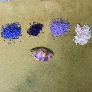 purple bdwvn review necklace wrk 1