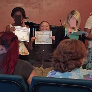 sean reading award