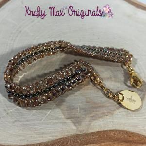 brown elegance bracelet 1