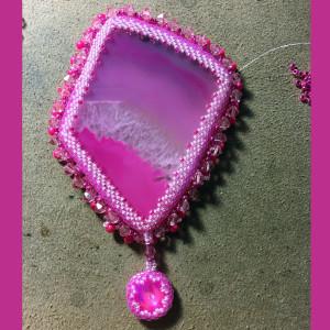 pink agate wrk 13