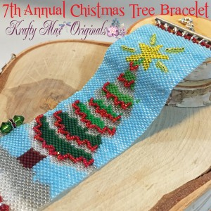 7th Annual Christmas Bracelet 3