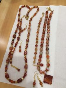 Class necklace sets