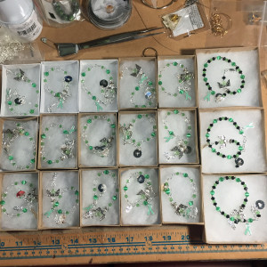 birdies bracelets 1