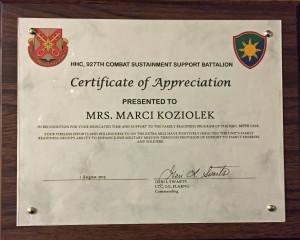 Guard award 1