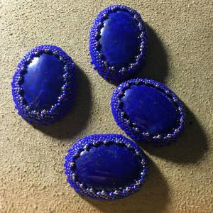Lapis Lazuli working 24