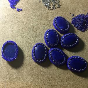 Lapis Lazuli working 35