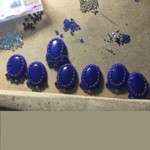 Lapis Lazuli working 43