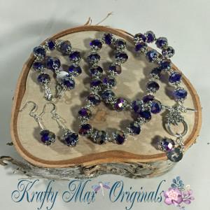blue sparkle set 2