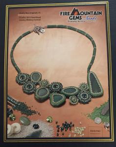 emerald elegance necklace FMG 2