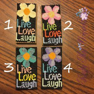 live love laugh mini artwork 1