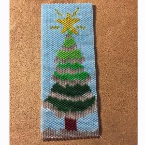7th annual Christmas Bracelet wrk 128