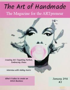 The Art of Handmade Jan 2016