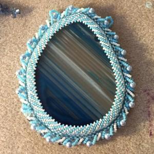 blue stripe agate wrk 15