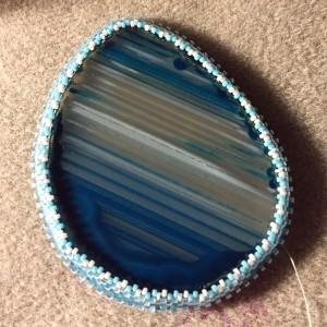 blue stripe agate wrk 6
