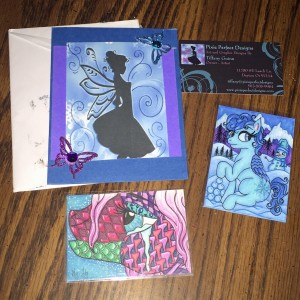 pixie perfect ACEO's