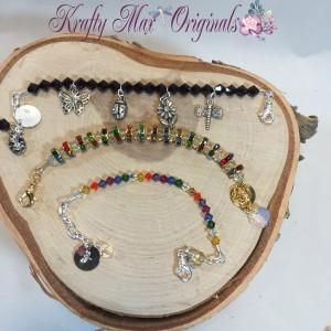 custom bracelet for Amaris