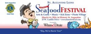 st augustine seafood fest
