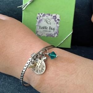 tickle bug bracelet 1