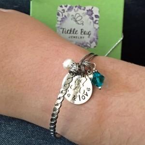 tickle bug bracelet 2