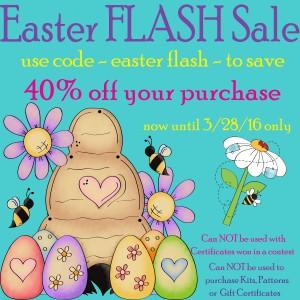 Easter Flash Sale copy
