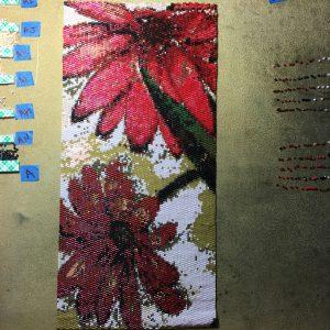 Eva Flower and Dragonflies wrk panel 1 row 293 14400