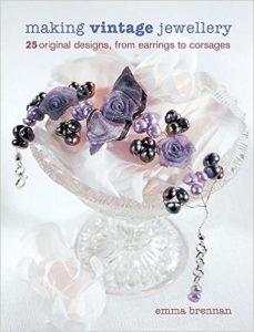 making vintage jewellery book