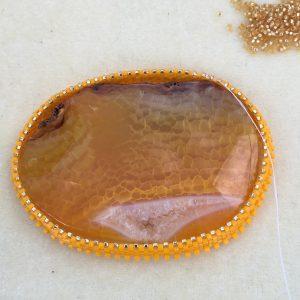 yellow sliced agate wrk 4