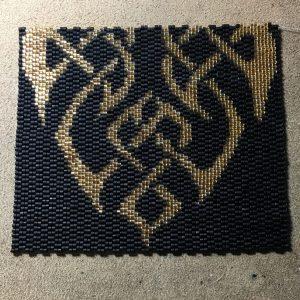 Celtic Dragon Wall Art wrk 98 3724