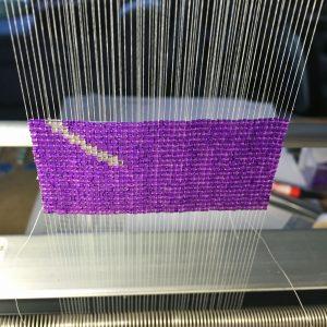 Dream Mirrix Loom Project wrk 24 1176